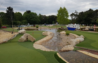 New Forest Adventure Golf at Lymington Golf Centre