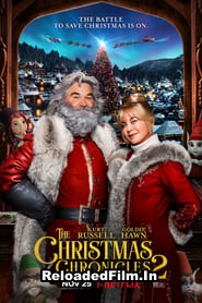 The Christmas Chronicles 2 (2020) Full Movie Download in Hindi