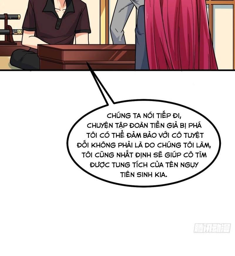Vạn Hồn Hào Tế chap 12 - Trang 21