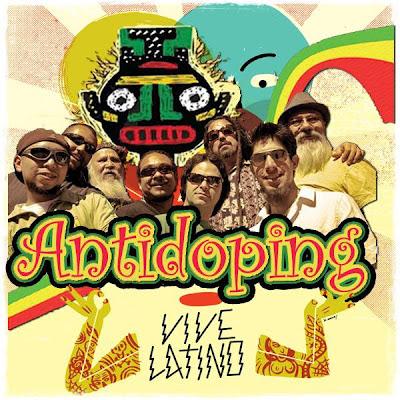 Antidoping - Vive Latino 2012 (2012)