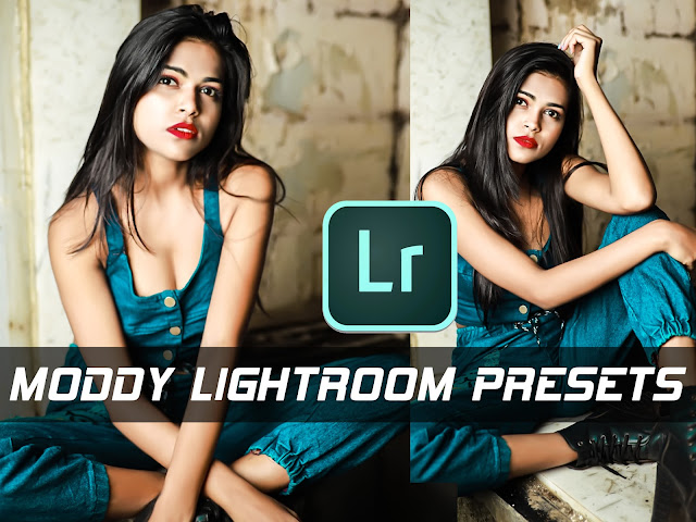 Moody Lightroom presets by AMIR DESIGN