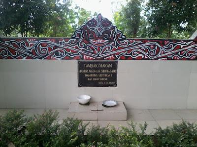 Makam Manurung Raja Sihutagaol