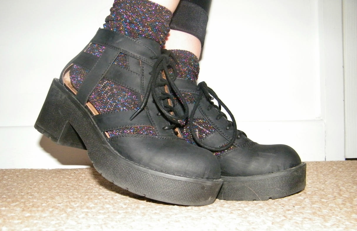 Jeffrey Campbell Thomb Boots