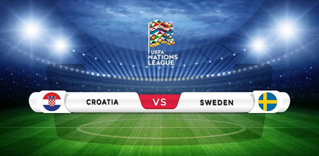Croatia vs Sweden – Highlights