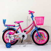 Sepeda Mini Anak Centrum CT1102-3 CTB Kids City Bike