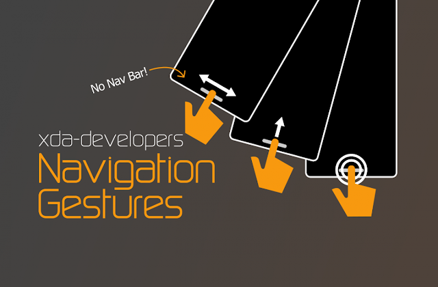 [OFFICIAL XDA] Navigation Gestures - Get iPhone X/OnePlus style gesture control