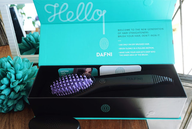 review of the dafni hair straihtners