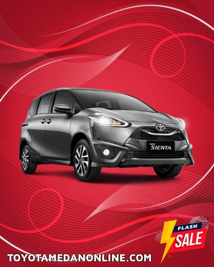 Harga Promo Toyota Sienta Medan