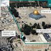 Batu Besar Tembok Ratapan Yahudi Runtuh