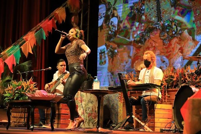 LIVE POCKET SHOW  Artistas de Boa Vista se apresentam neste sábado em evento 100% online