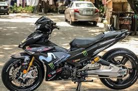 99+ Modifikasi Jupiter MX King 150