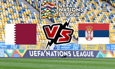 قطر و صربيا بث مباشر