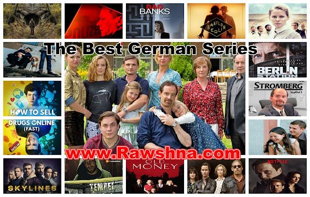 شاهد 15 من أفضل مسلسلات ألمانية على الاطلاق  شاهد قائمة أفضل مسلسلات ألمانية على مر التاريخ  The Best German Series