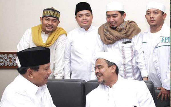 Kenapa Prabowo Diam saja?