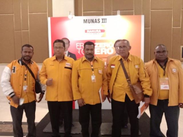 Kader dan simpatisan Partai Hanura Sorong Selatan akan menentukan langkah politik ke depan tanpa melihat ke belakang