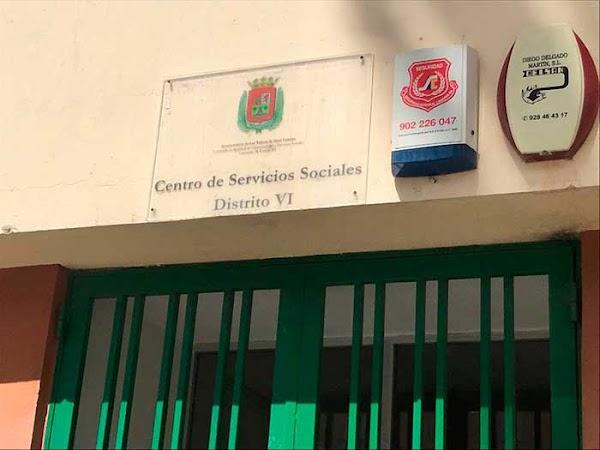 """Se solicita reabrir """"de manera urgente"""" la unidad de atención social de Cruz de Piedra"""