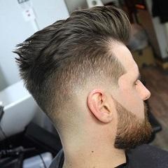 short hair mens