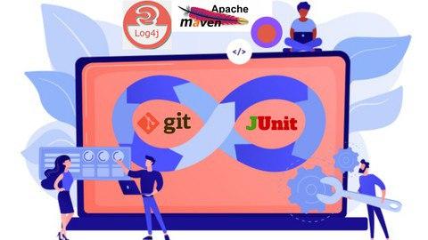 DevOps Engineering - Git, GitHub, Maven, JUnit, Log4j [Free Online Course] - TechCracked