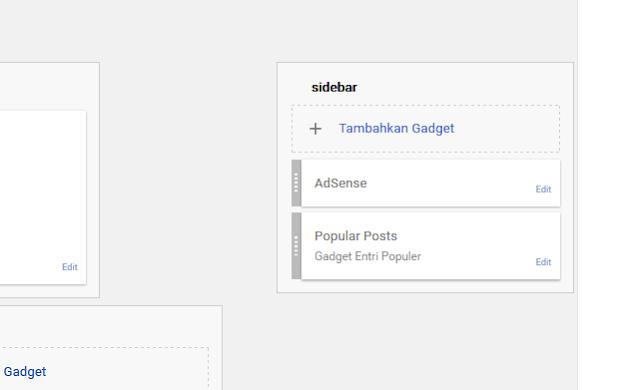 Gadget Penting penunjang Diterima Google Adsense