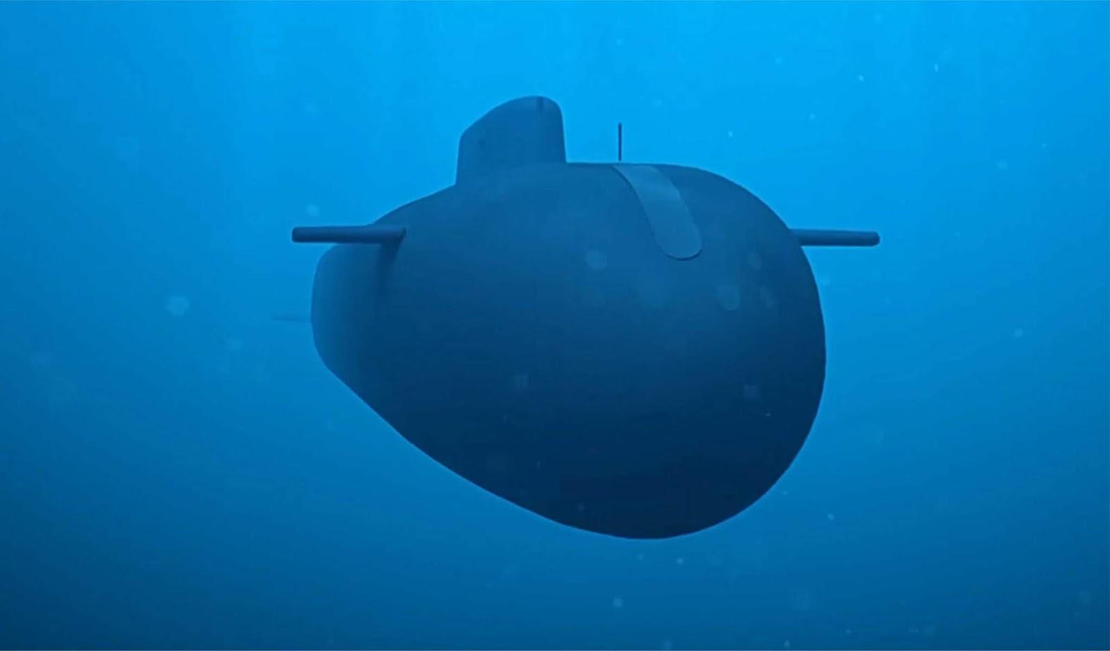 Tes reaktor nuklir Poseidon mengkonfirmasi jangkauan dan kecepatannya