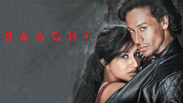Baaghi (2016) Hindi Movie 720p BluRay Download