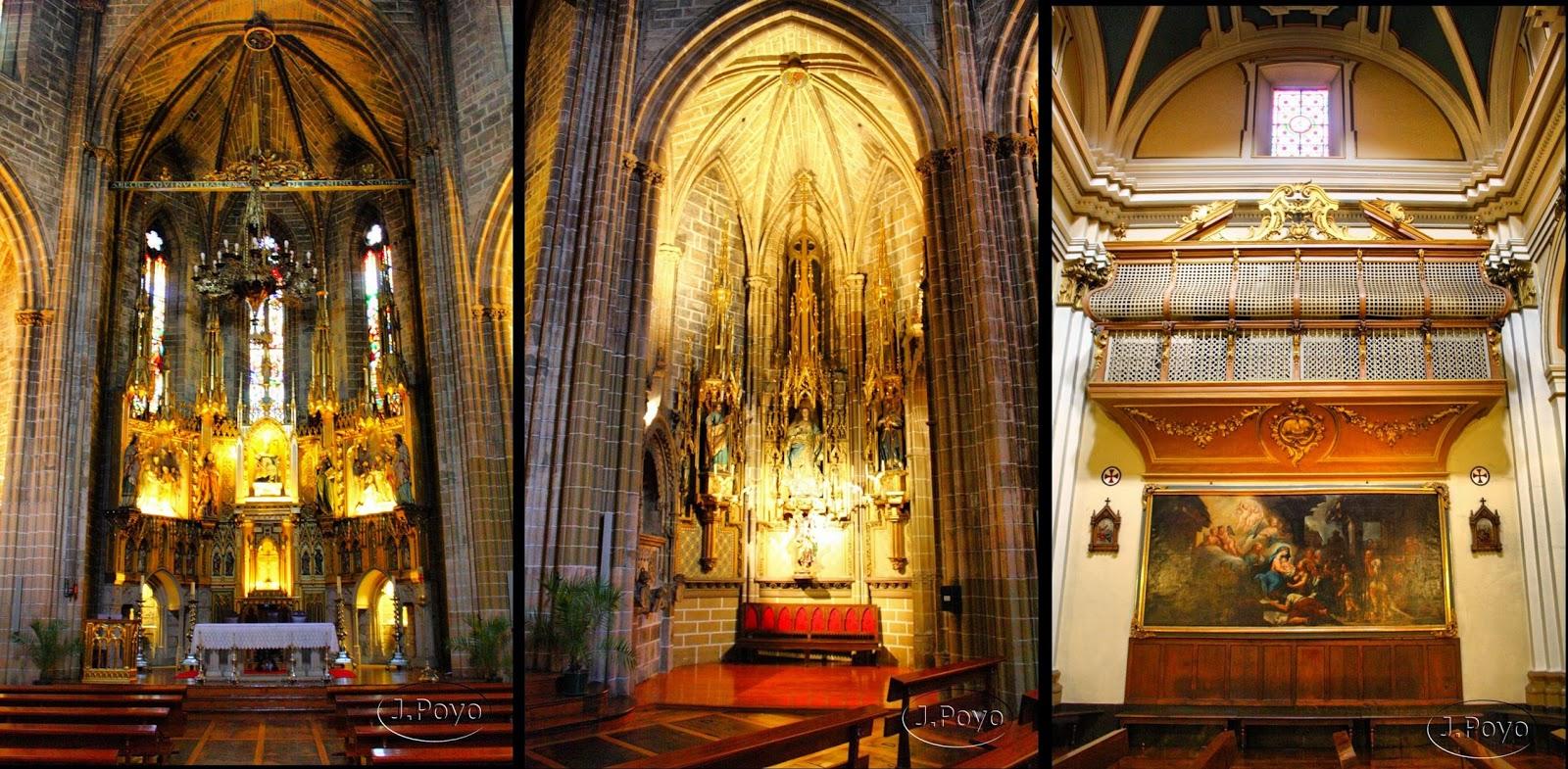 Iglesia de San Cernín de Pamplona