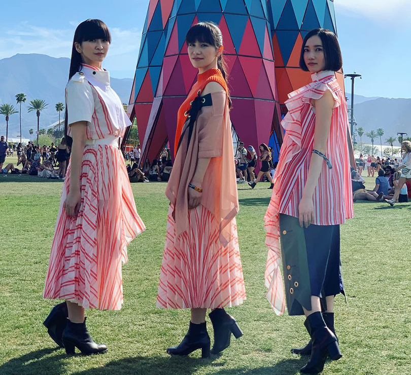 Perfume: The performance that got lost at Coachella | Random J Pop
