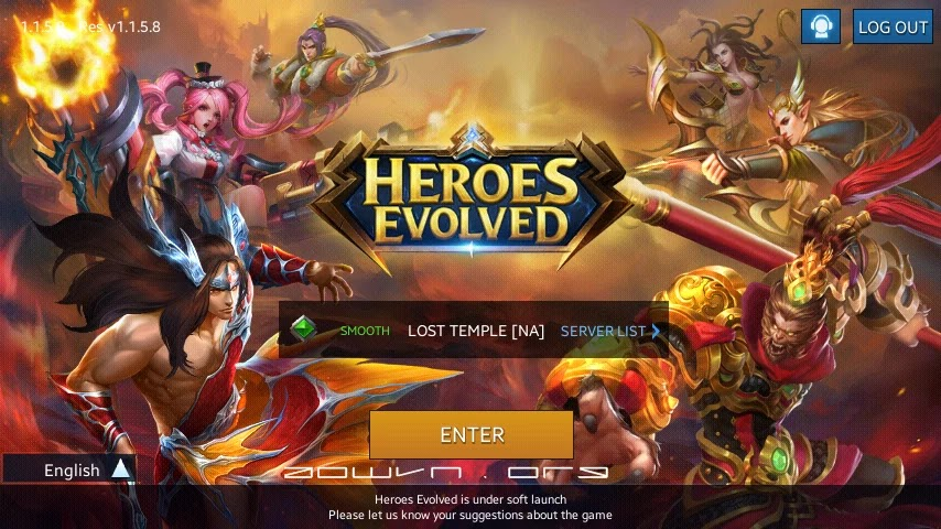 heroes evoled aowvn%2B%25289%2529 - Heroes Evolved - Game MOBA tuyệt hay trên Android & IOS