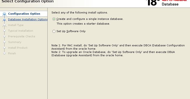 Oracle Apps DBA, Oracle DBA: Step by step : Oracle database
