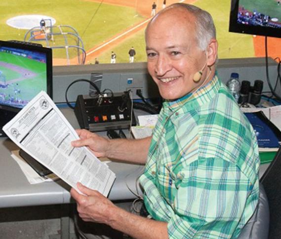 Toronto Radio Jerry Howarth Mlb Blue Jays Radio Voice Retires
