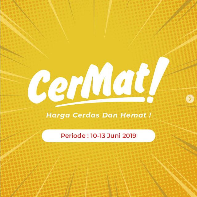 #Yogya - #Promo #Katalog CERMAT Periode 10 - 13 Juni 2016