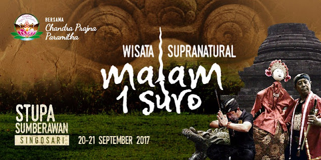 Wisata Tradisi Jawa 1 Suro di Sumberawan