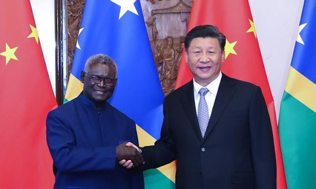 Pemerintahnya Mendekat ke China, Provinsi Terbesar di Solomon Minta Merdeka