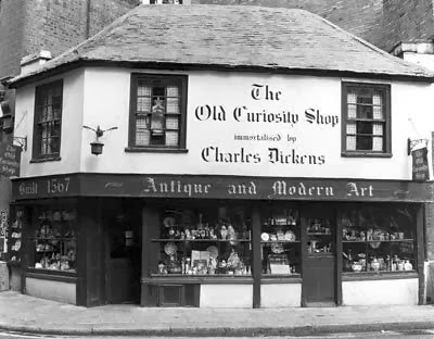 World Book Day Charles Dickens The Old Curiosity Shop