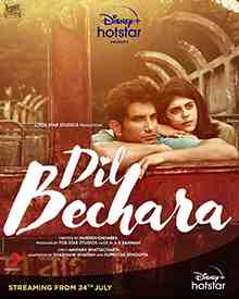 dil bechara full movie download