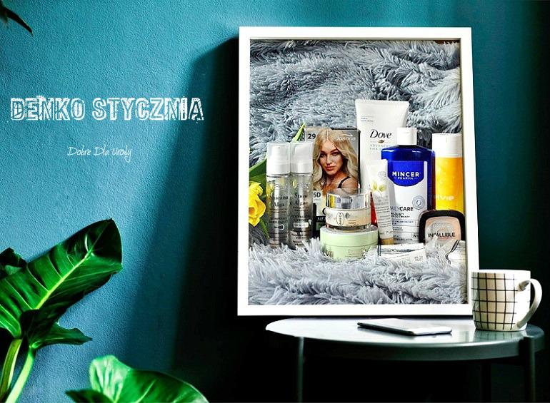 Kosmetyczne zużycia Stycznia - DENKO w mini recenzjach