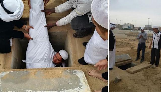 Seorang TKI di Taif Meninggal Mendadak, Imam Masjid Ungkap Sesuatu yang Bikin Haru