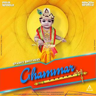 GHAMMAR (REMIX) - DJ SAM3DM SPARKZ X DJ PRKS SPARKZ