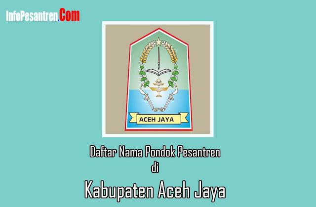 Pesantren di Kabupaten Aceh Jaya
