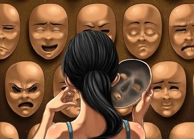 المثالية.. بين المشاعر المزيفة والأدوار المصطنعة
