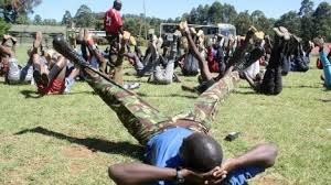 KDF  recruitment set to begin after Kenyans await for the recruitment date