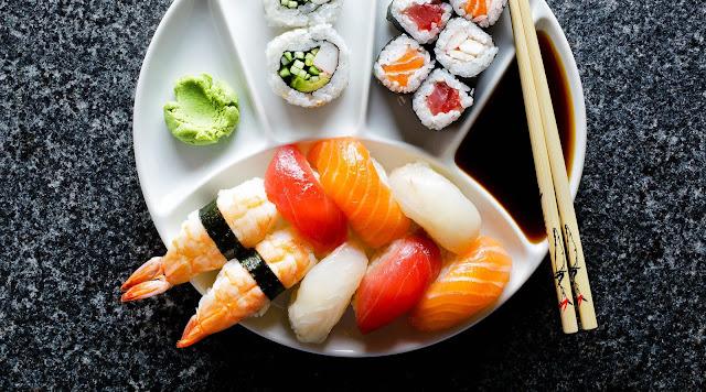 Cách ăn shusi chuẩn như người Nhật