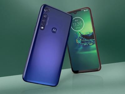 Review Motorola Moto G8 Plus (4GB/64GB)