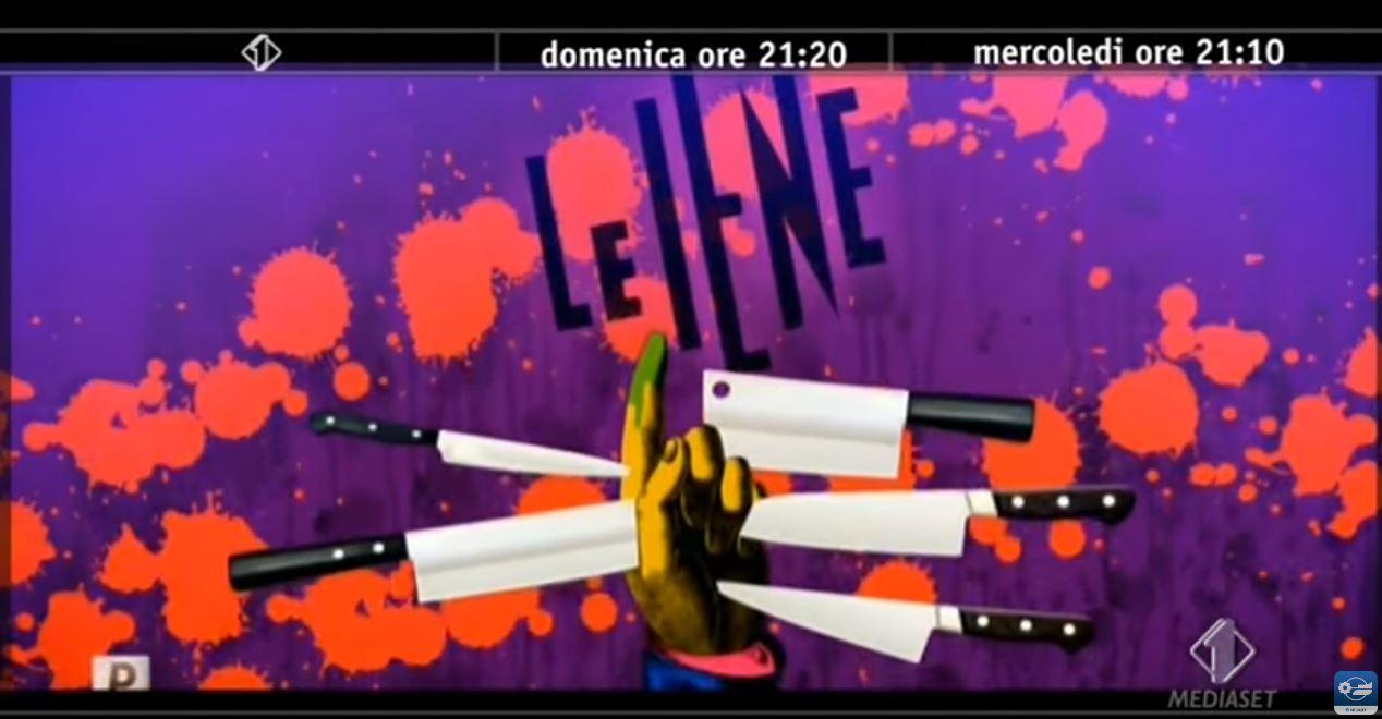 Canzone Pubblicità Le Iene spot Domenica 5 Marzo e Mercoledì 7 Marzo, alle 21.10 su Italia