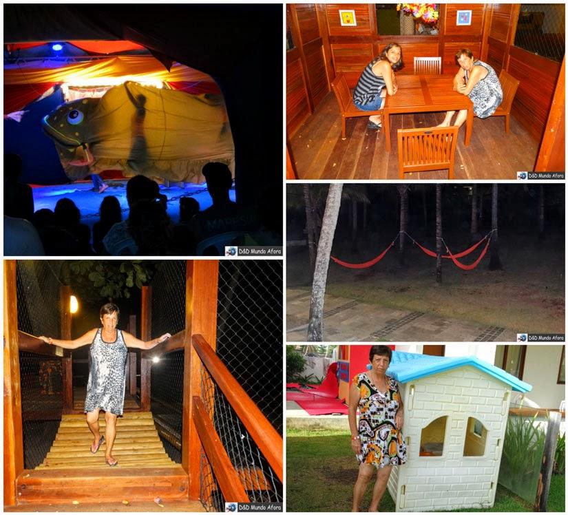 Onde ficar em Porto de Galinhas - review Hotel Village - Vila Brincante