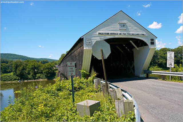 Cornish-Windsor Covered Bridge en New Hampshire