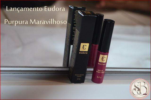 Somando Beleza, Neiva Marins, Batom Líquido Materfix Purpura Maravilhoso, Linda Linda, Dalí, Niterói