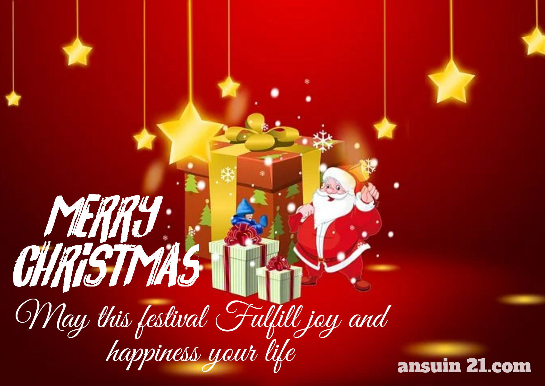 Merry Christmas Wishes, Images, Status, Quotes, HD Wallpaper