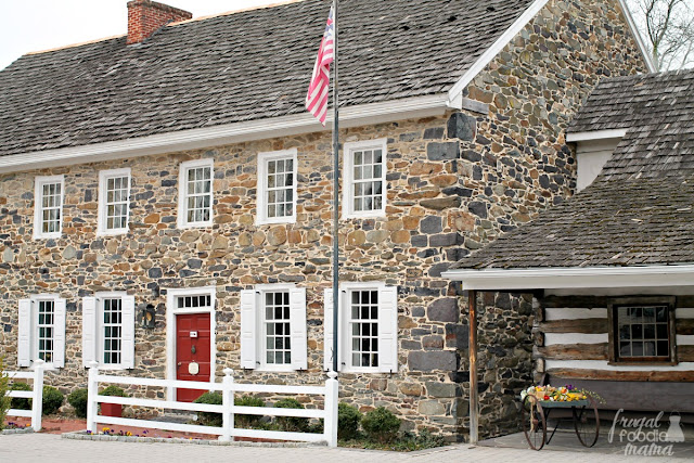 Having been built in 1776, the Dobbin House is the oldest building located in Gettysburg & home to the Springhouse Tavern.