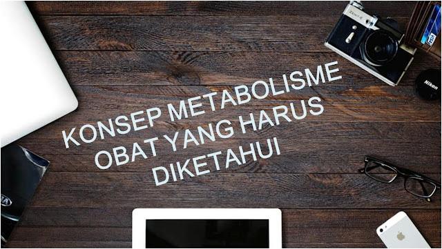 Konsep Metabolisme Obat